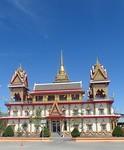 Tempel onderweg