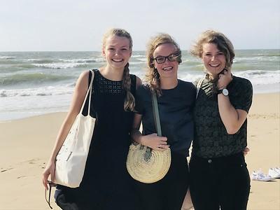 Klarieke, Jeannette en Willemijn