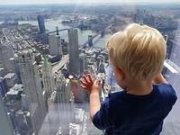 Uitzicht vanaf het One World Trade Center