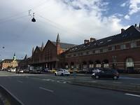 12e dag Centraal station Kopenhagen
