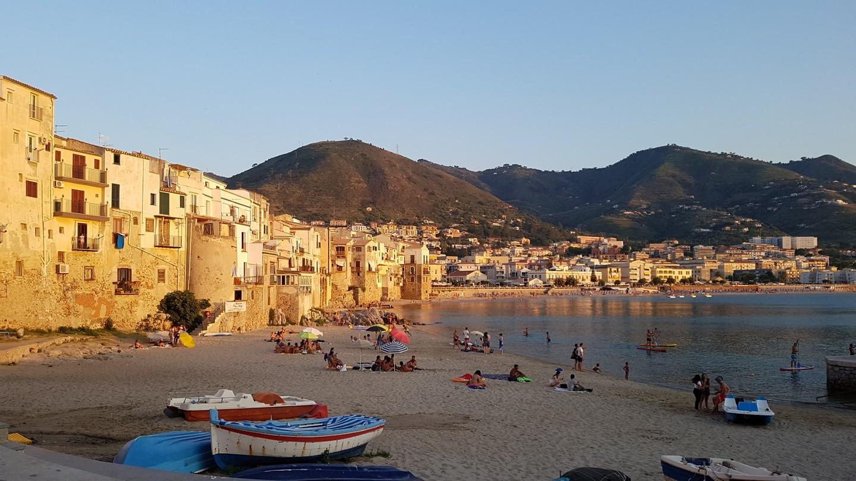 Cefalù Sicilië