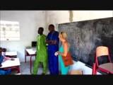 Zingende schoolkinderen