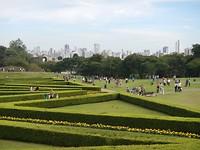 Achtergrond Curitiba, 1.5 miljoen inwoners.