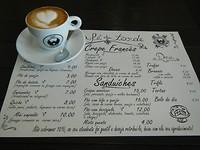 Braziliaanse koffie=genieten
