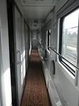 Trein richting Lviv.