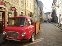 Oude binnenstad Lviv