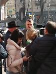 De burgemeester van Kiev