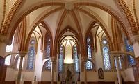 bisschoppelijk paleis, Gaudi