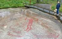 Rotstekeningen van Litsleby