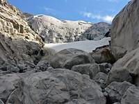 Bondhusbrea gletsjer