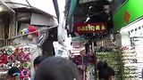 Markt bij Chinatown