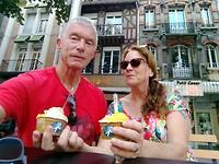 Reims, ijsje