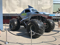 Een monstertruck