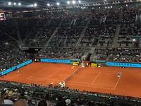 Tennis night: Mutua Madrid Open! (Nadal vs Wawrinka)