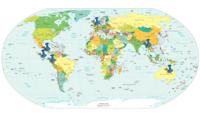 landen wereldreis