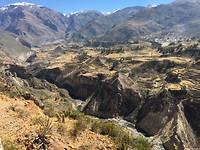 380 mooie kleuren in de Colca vallei