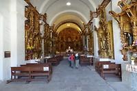 383 in de kerk van Maca