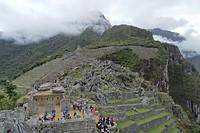 429 landbouwterrassen van Machu Picchu