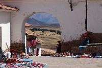 435 doorkijkje in Chinchero