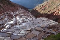 442 regenwater kleurt de zoutbaden bruin