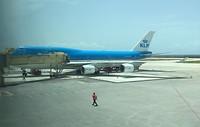 467 een grote Boeing 747
