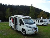 Camperplaats Spindleruv Mlýn