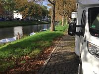 Camperplaats Breda
