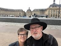 Achtergrond Place de la Bourse