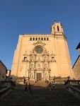 De kerk van Girona