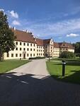 Het Klooster in Obermarchtal - de lunch plek 3-09-2020