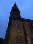 Kerk toeren van Heidelberg 3-9-2020