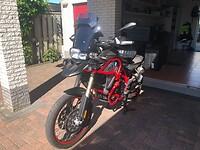 Motor voor de garage deur ready to go