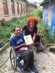 Een woongroep voor gehandicapten