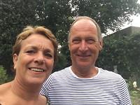 Een verrassing bezoek bij Wim, de man van May