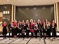 Het International Women's Choir op 8 maart!!!