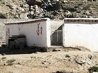 een toilet gebouw
