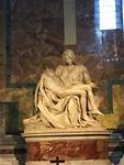 De Pieta van Michelangelo