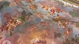 plafondschildering Villa Borghese