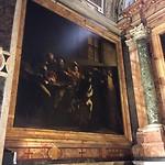 San Luigi dei Francesi, Caravaggio, uit het leven van Mattheus