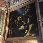 Martelaarschap van Mattheus, Caravaggio