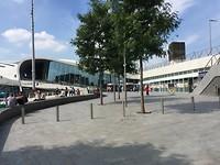 Terug op Nederlandse grond: Station Arnhem