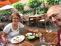 Eerste Nederlandse maaltijd, bij Het Oude Politiebureau te Ede