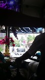 met de bus van Galle fort terug naar Hikkaduwa