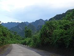 Natuur omgeving Phong Nha