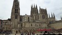 Aankomst in Burgos