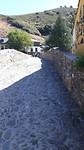 Aankomst in Molaniseca over de Romeinse brug