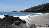 025 Virgin Beach strand en snorkelgebied
