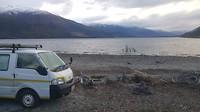 Camping @ Lake Wanaka