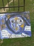 kunstenaars tuin!