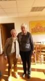 Marie-France en soeur Jeannine